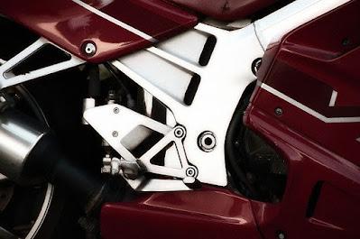 Motor CB 150R Streetfire Injeksi