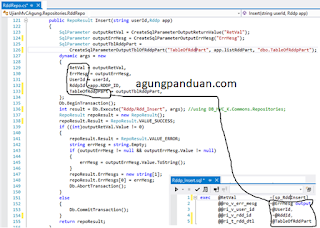 Visual Studio dan SQL