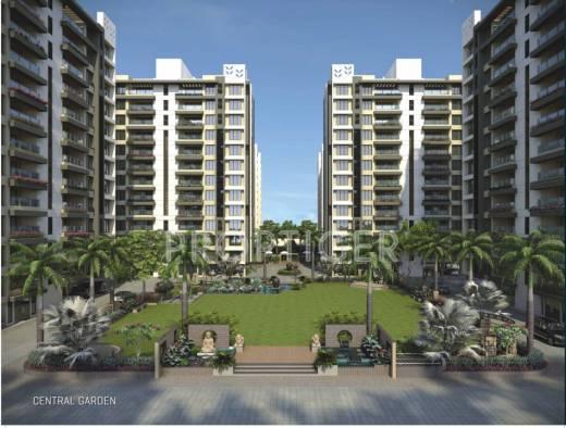 राजहंस समूह द्वारा सूरत में राजहंस एलिटा परियोजना। Rajhans Elita Project in Surat by Rajhans Group.