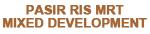 Pasir Ris MRT Mixed Development Logo