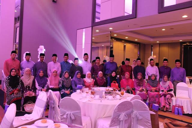 Majlis Gemilang Persandingan Anak Dato Salehuddin Di Concorde Hotel