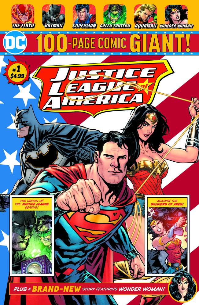 Justice League of America 100-Page GIANT
