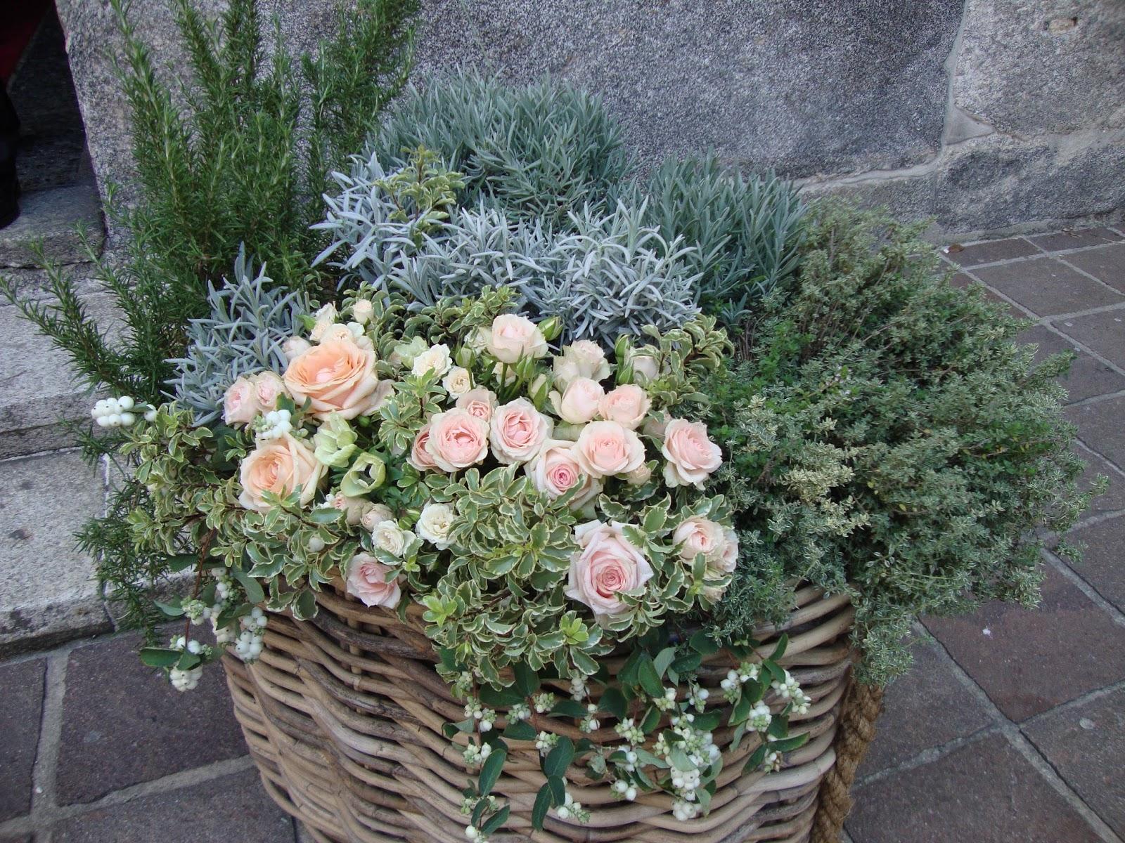Favoloso Un piccolo giardino in città: Un matrimonio di fine agosto YV97