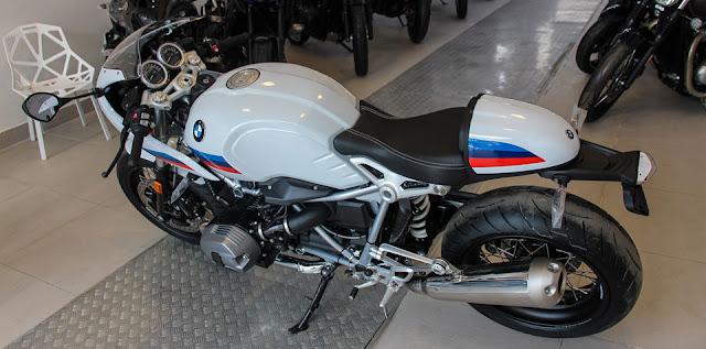 Thông số kỹ thuật BMW R nineT Racer