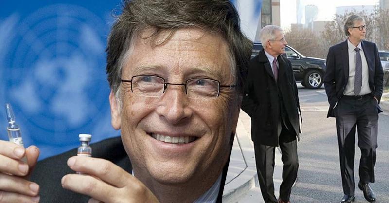 490.000 crianças paralisadas - as vacinas de Bill Gates matam mais do que previne doenças... o regime ditatorial está chegando - Acordem...