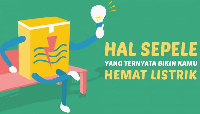 Tips Cara Hemat Energi Listrik Wajib Anda Coba