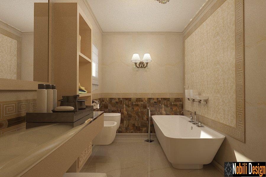 Amenajare baie casa clasica constanta design interior for Gresie si faianta baie