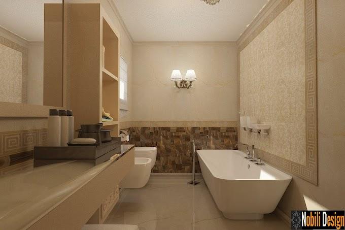 Amenajare baie casa clasica Constanta - Design interior casa clasic