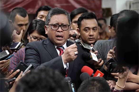 Hasto Sebut Keluarga Pendiri NU yang Dukung Prabowo akan Pikir Ulang