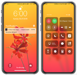 Kumpulan Tema Xiaomi Keren Tembus Aplikasi Terupdate