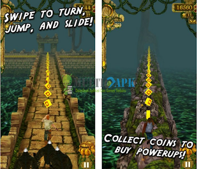 Download Temple Run Mod Unlimited Coin Apk Versi 1.6.2 For Android Terbaru