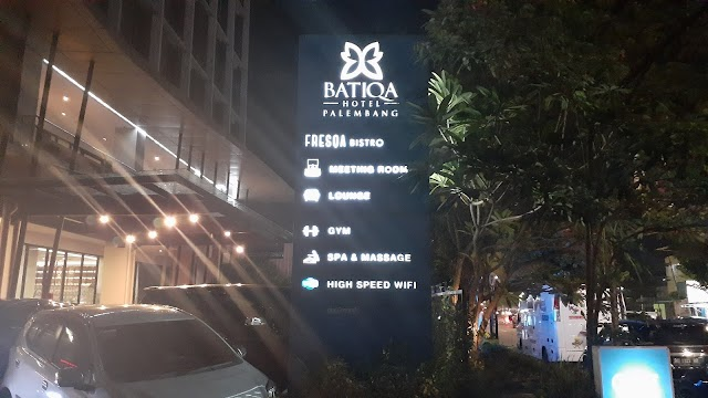 Dekat Dengan Pusat Kota, Hotel Batiqa Palembang Sangat Cocok Bagi Para Wisatawan