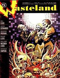 Read Wasteland (1987) comic online