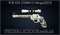 R.B 454 SS8M+S Hangul2019