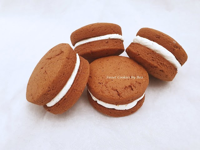 Alfajores de chocolate marplatenses