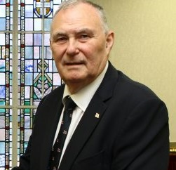 David Martin MBE of RNLI Broughty Ferry