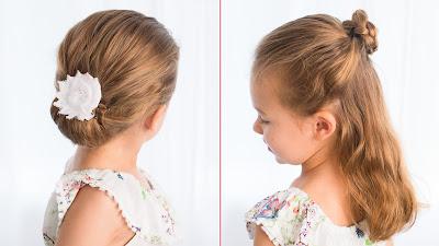 Cara Menata Rambut, Menata Rambut Seperti Low Rolled Bun