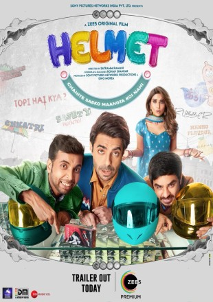 Helmet 2021 Hindi Movie Download    HDRip 720p ESub