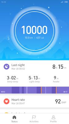 تطبيق مراقبة النوم