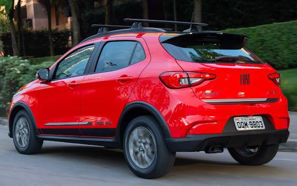 Fiat Argo - carro mais vendido do Brasil