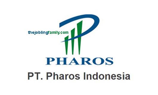 Lowongan Kerja Terbaru PT. Pharos Indonesia Bulan Desember 2018