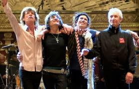 SHINE A LIGHT................i Rolling Stones secondo Martin Scorsese