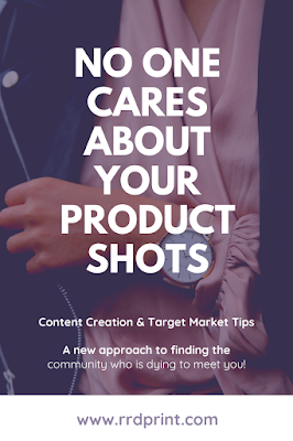 rrd creates print, content marketing, business tips, digital marketing, how to find your target market, increase engagement, influencer tips, entrepreneurship, advice, how to , tutorial