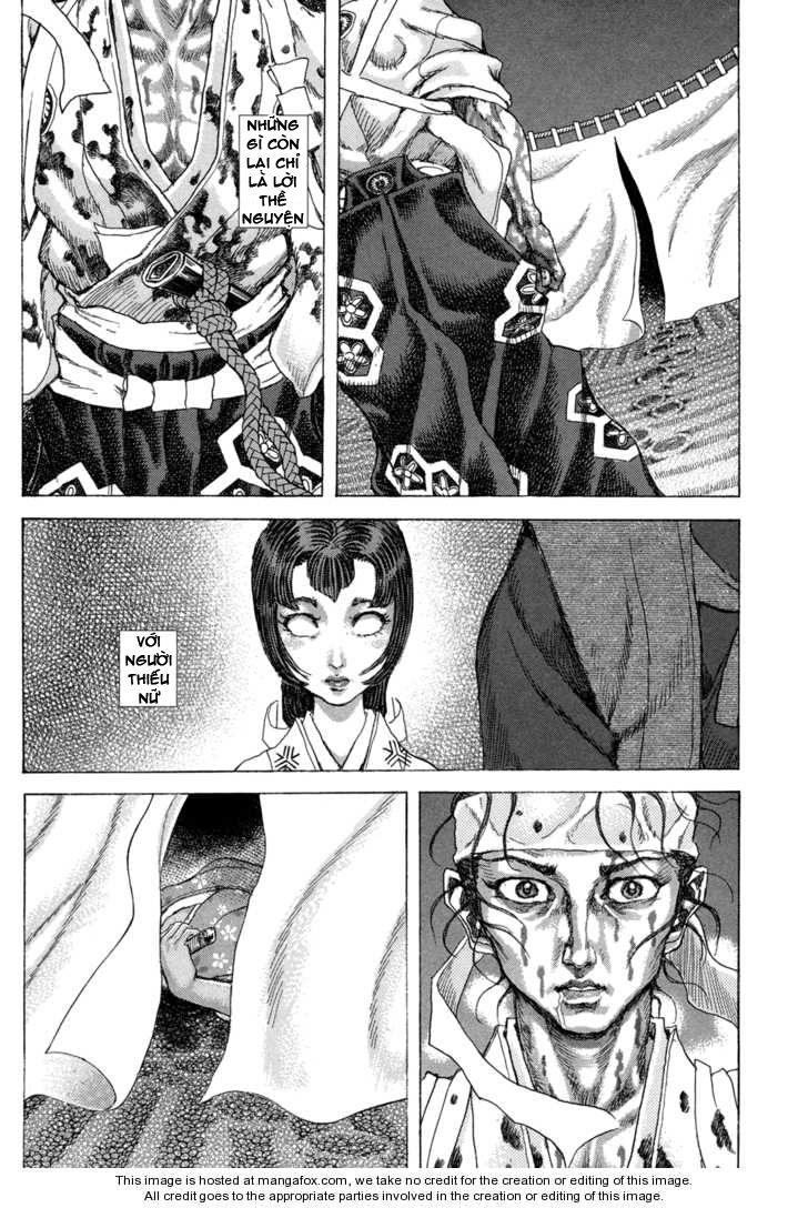 Shigurui chap 84 end trang 25