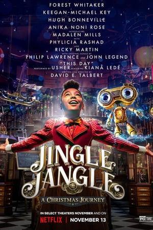 Jingle Jangle: A Christmas Journey 2020 Dual Audio