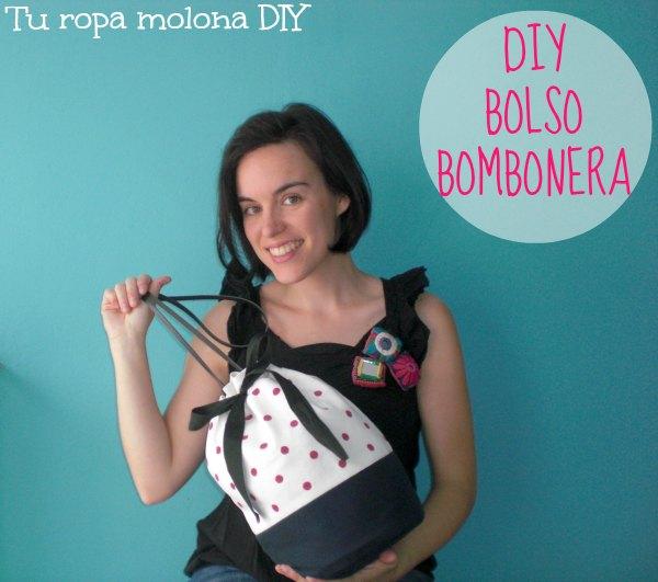DIY Bolso bombonera