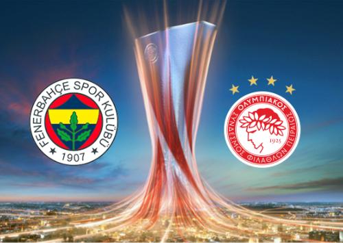 Fenerbahce vs Olympiakos Highlights 30 September 2021