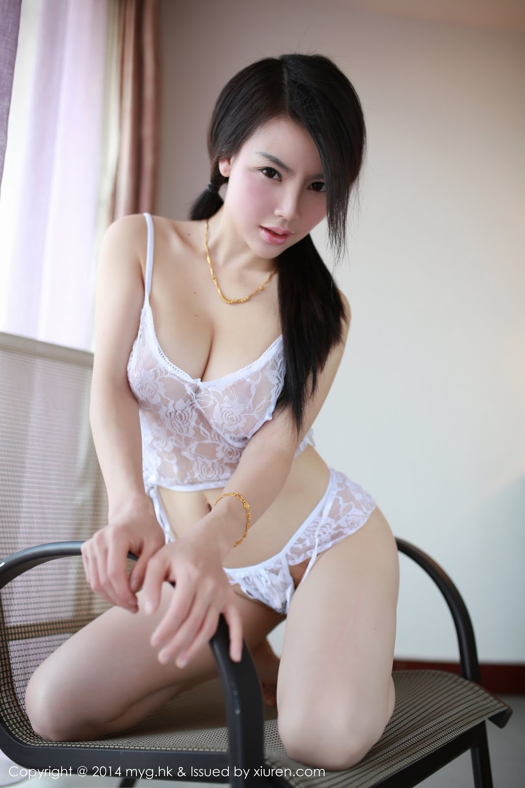 0004 - Hot Photo Model MYGIRL VOL.31