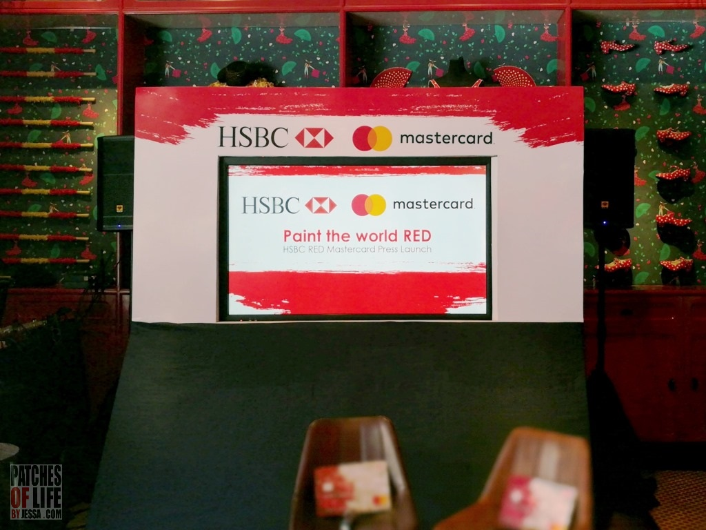 Hsbc red mastercard the one card for home and away patches of life hsbc red mastercard the one card for home and away thecheapjerseys Gallery