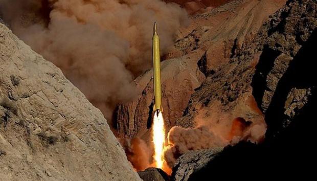 Rudal Iran Termasuk Salah Satu yang Terkuat Di Timur tengah
