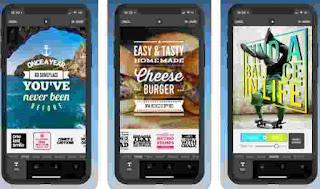 Aplikasi Edit Tulisan di iPhone