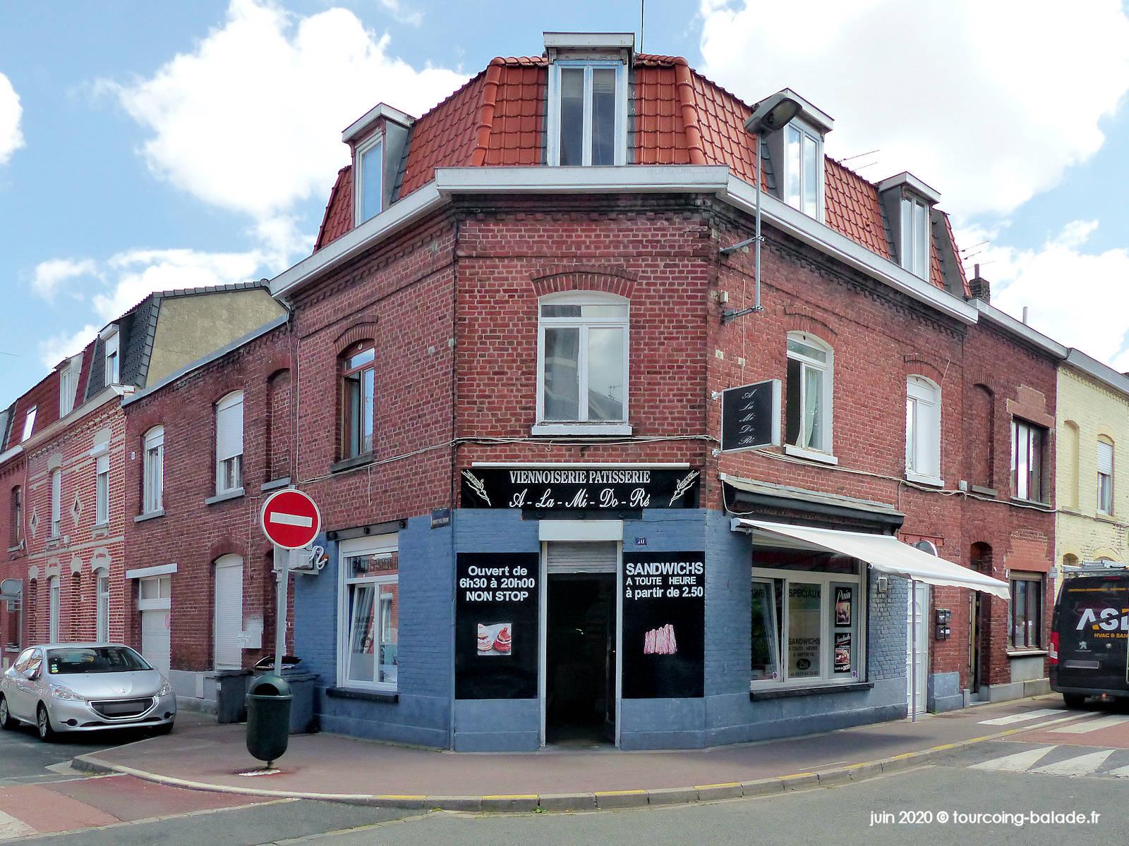 Viennoiserie Pâtisserie À La Mi Do Ré, Tourcoing 2020