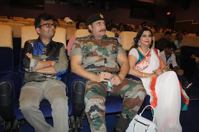 9. Dr. Aneel Murarka with Puneet Isaar and Gurpreet Kaur Chadha