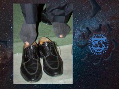 Paul Wolfowitz'in Çorapları