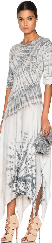 Raquel Allegra Handkerchief Dress