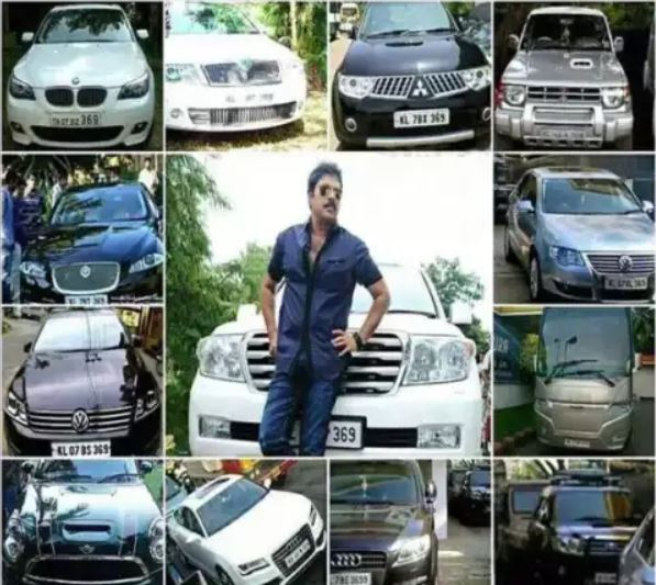 film-actor-mammootty-cars-collection-2019
