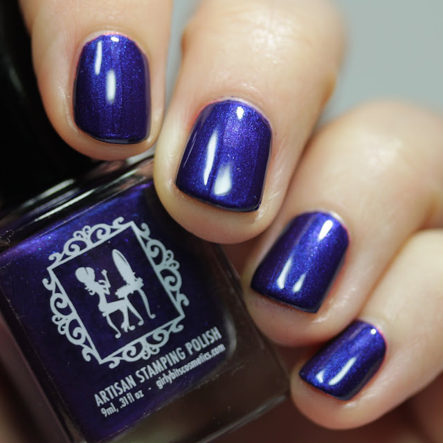 Girly Bits We Will Never Be Royal-tea swatch by Streets Ahead Style