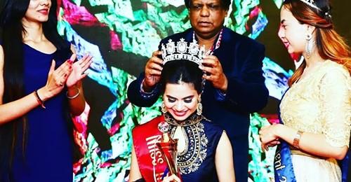 चंबा की बेटी डा. मानवी अरोड़ा ने जीता मिस इंडिया कांटिनेंट 2021 का खिताब