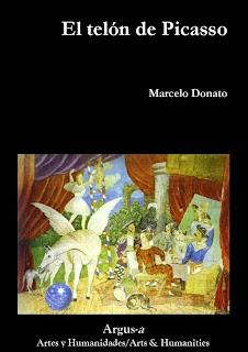 El telón de Picasso de Marcelo Donato galardonado en ILBA 2021