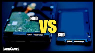HDD vs SSD ¿Cuál Debes Elegir para tu PC GAMER?