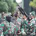 Asops Kas Kostrad Tinjau Kesiapan Operasi Satgas Pamtas Yonif 413/Bremoro