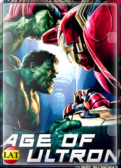 Vengadores: Era de Ultrón (2015) DVDRIP LATINO