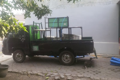 Carter Pick Up Surabaya Batu Malang