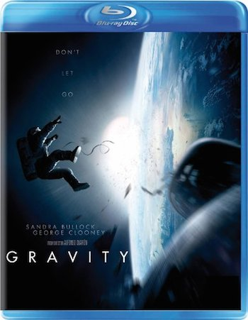 Gravity 2013 480p 300MB Blu-Ray Hindi Dubbed Dual Audio [Hindi - English] MKV