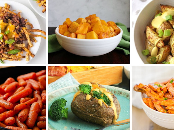 20 Air Fryer Side Dishes