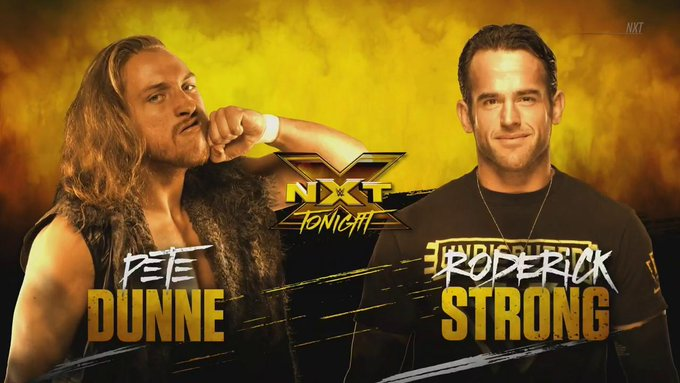 Replay: WWE NXT 31/07/2019